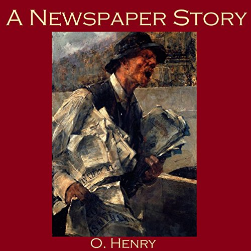 A Newspaper Story cover art