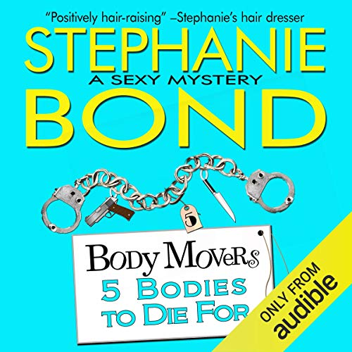 5 Bodies to Die For audiobook cover art