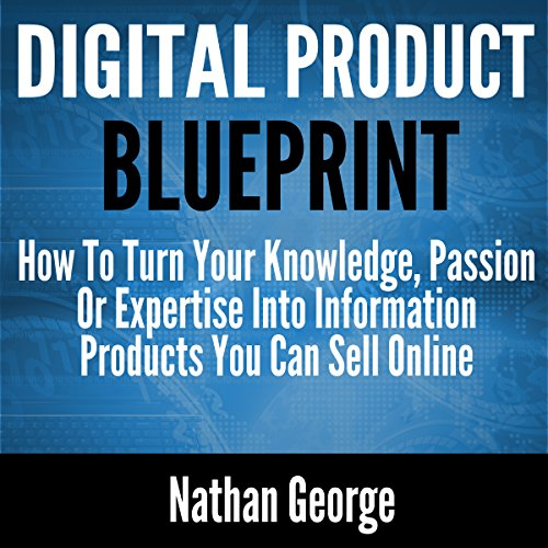 Digital Product Blueprint cover art