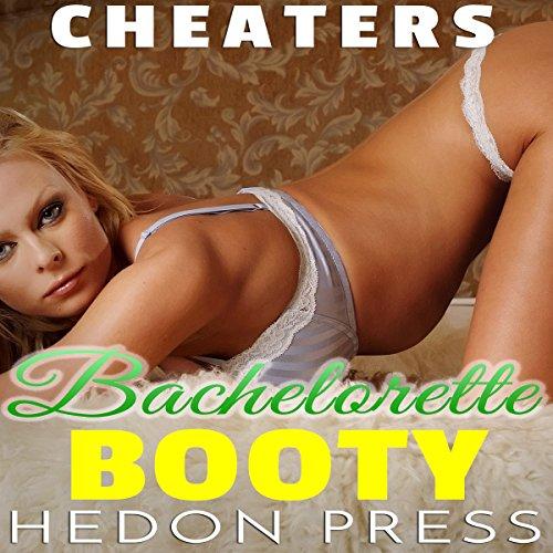 Bachelorette Booty audiobook cover art