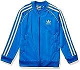adidas Originals Little Kids Superstar Jacket, Blue...