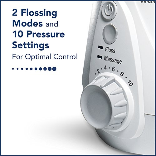 Waterpik Ultra Professional Water Flosser with 7 Tips and Advanced Pressure Control System with 10...