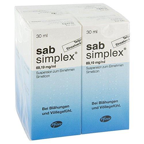 SAB simplex Suspension zum Einnehmen 120 ml Suspension zum Einnehmen
