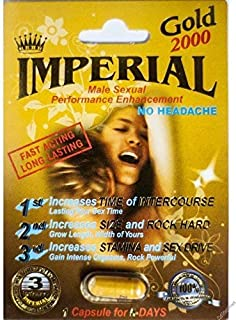 imperial gold 2000
