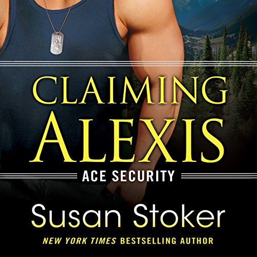 Claiming Alexis audiobook cover art