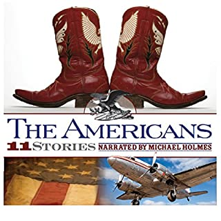 The Americans: 11 True Stories of Challenge and Wonder audiobook cover art
