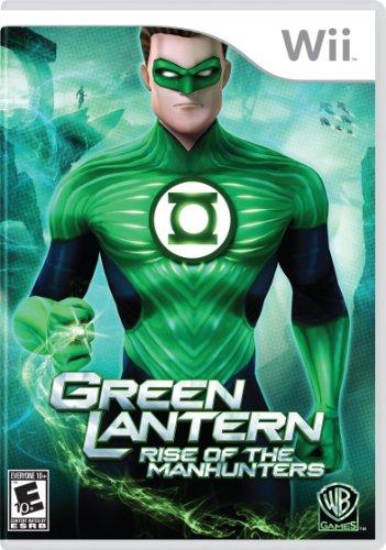 Warner Bros Green Lantern: Rise of the Manhunters