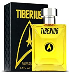 Tiberius by Star Trek is a Woody Aromatic fragrance for men Top notes are pear, citruses and pineapple; middle notes are melon, black currant and lavender; base notes are woody notes, patchouli, musk and moss This product is manufactured in USA The p...