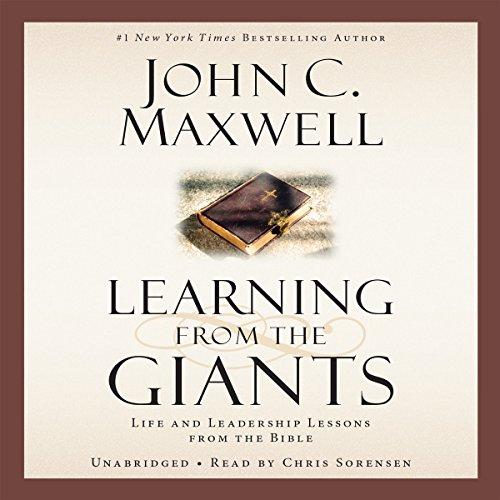 Learning from the Giants audiobook cover art