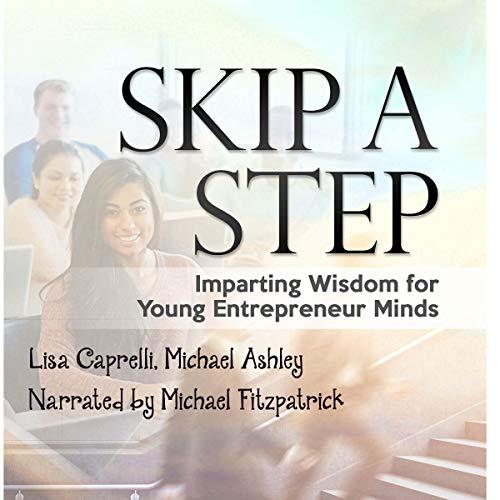Skip a Step audiobook cover art