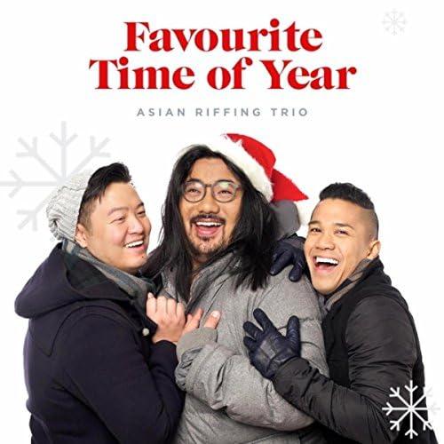 Asian Riffing Trio