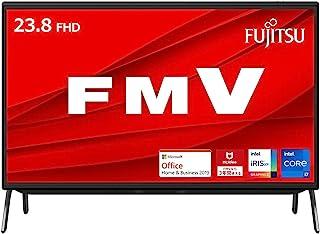 【公式】 富士通 デスクトップパソコン FMV ESPRIMO (MS Office 2019/Win 10/23.8型/Core i7/32GB/SSD 512GB + HDD 1TB/Blu-ray/TV) FHシリーズ AZ_WF1F1_...