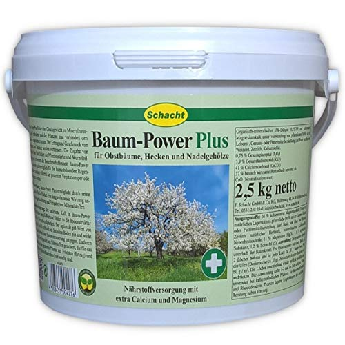 Schacht Baum Power Plus Obstbaum Dünger 2,5 kg