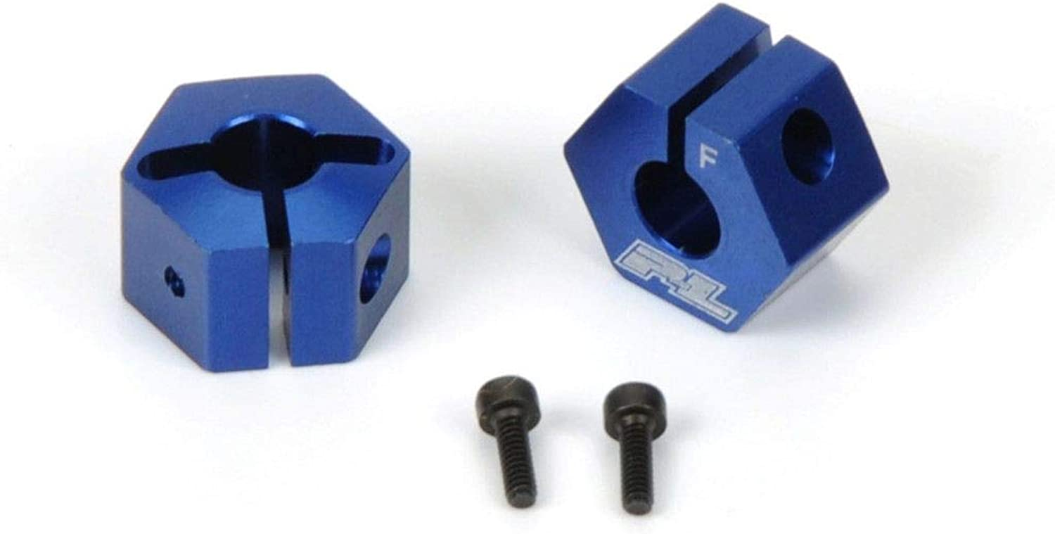 PRO2 Front Clamping Hex  2WD Slash by Proline Racing