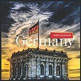 Germany Calendar 2022: Official Germany 2022 Calendar, (12 Months) ,Europe Calendar 2022 ,Square 2022 Calendar