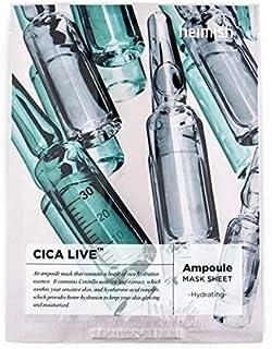 [heimish] Cica Live Ampoule Mask 5ea