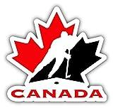 Canada Hockey Association Die-Cut Logo Car Bumper...