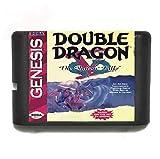 Taka Co 16 Bit Sega MD Game Double Dragon V-The Shadow Falls 16 bit MD Game Card For Sega Mega Drive For Genesis