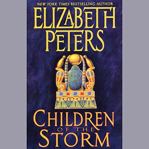 Couverture de Children of the Storm