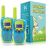 Kids Talks Toy for Kids 3 Miles Long Range with Backlit LCD Flashlight