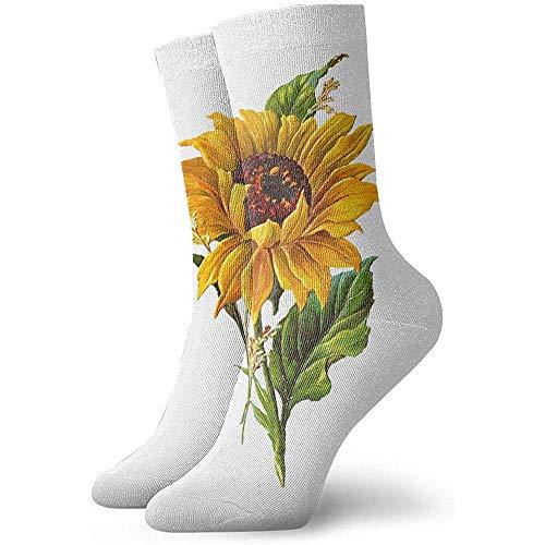 Gre Rry Men 'S Blumenstrauß Zeichnung Clipart Boot Socks Feuchtigkeitsregulierung Thermal Socks