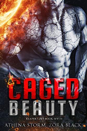 Caged Beauty: A Dark SciFi Romance (Reaper's Pet Book 7) (English Edition)
