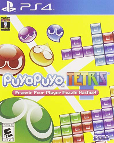 Puyo Puyo Tetris - PlayStation 4...