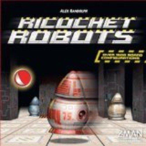 Z-Man Games 71330 - Ricochet Robots Brettspiele (englisch)
