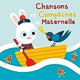 Chansons et comptines de Maternelle - CD pour enfants