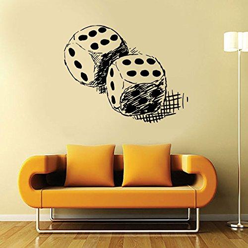 Sanzangtang Casino wit afneembaar behang voor op de muur, vinyl sticker, kunststickers, wooncultuur, interieur, muurschilderingen, waterdicht afneembaar behang