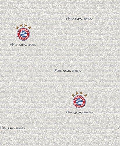 Rasch Tapete - FC Bayern 782936/78293-6