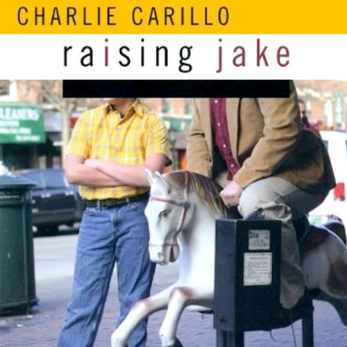 Raising Jake audiobook cover art
