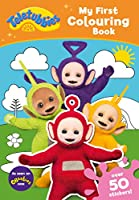 Teletubbies: My First Colouring Book (Teletubbies Activity Book)