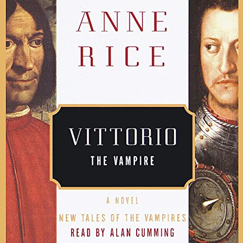 Vittorio the Vampire cover art