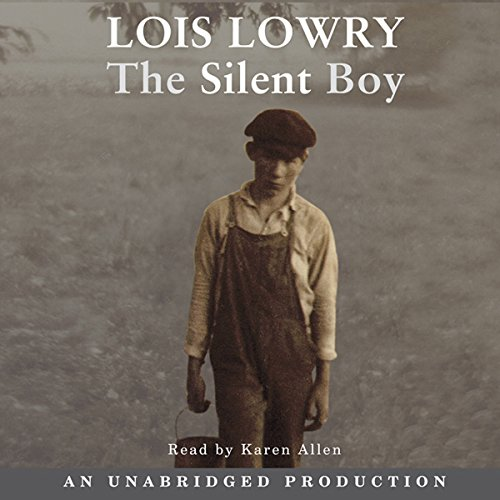 The Silent Boy audiobook cover art