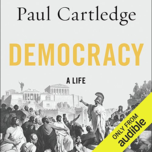 Democracy audiobook cover art