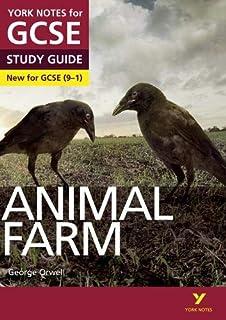 Animal Farm: York Notes for GCSE (9-1)
