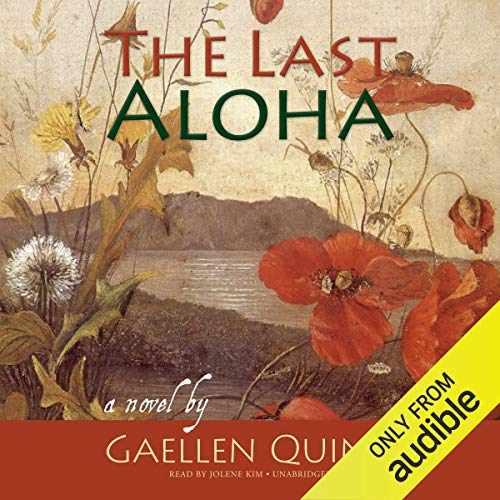 The Last Aloha audiobook cover art