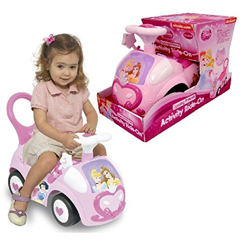 Disney Princess – My First Activity Ride-On – Porteur Interactif