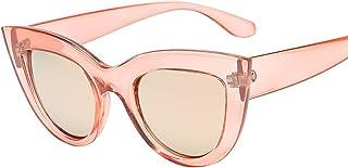 cd2874d4e170a Women Vintage Cat Eye Sunglasses TANGSen Retro Eyewear Fashion Ladies Glasses  Sunglasses