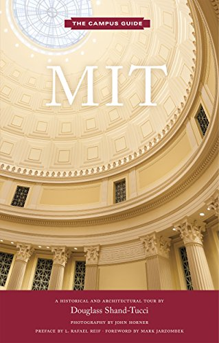 MIT: An Architectural Tour (The Campus Guide) (English Edition)