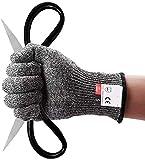 Immagine 1 sunwuun 2 paia guanti antitaglio