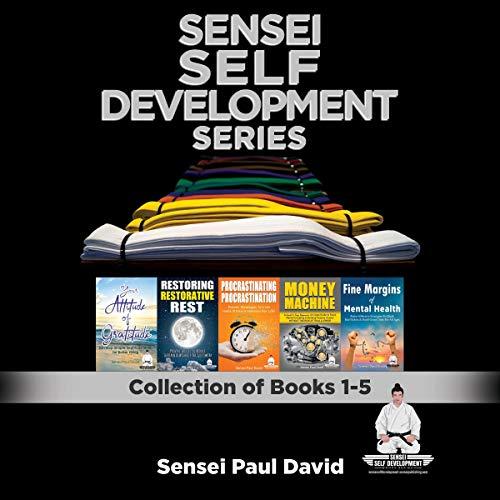 Sensei Self Development Series: Collection of Books 1-5 cover art