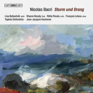 Nicolas Bacri : Sturm und Drang