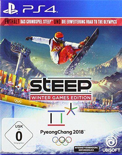Steep - Winter Games  Edition - [PlayStation 4]