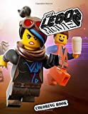 Lego Movie 2 Coloring Book: Great Lego Movie 2 Coloring Book for Kids and All Fans. Over 50 Marvel illustrations.
