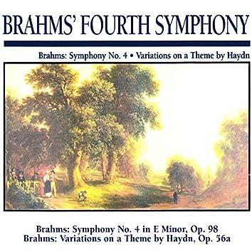 Brahms' Fourth Symphony: Brahms: Symphony No. 4 · Variations on a Theme by Haydn