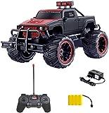 Diawell RC Ferngesteuertes Auto Pick Up Monster Truck Monstertruck Offroad Fernbedienung für Kinder und Erwachsene