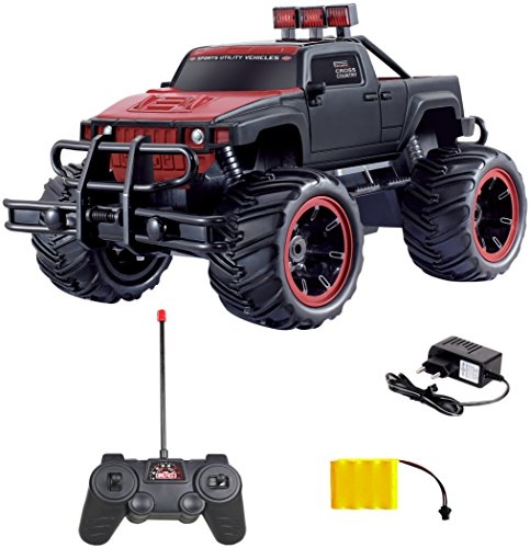 RC Auto kaufen Monstertruck Bild: Diawell RC Ferngesteuertes Auto Pick Up Monster Truck Monstertruck Offroad Fernbedienung für Kinder und Erwachsene*