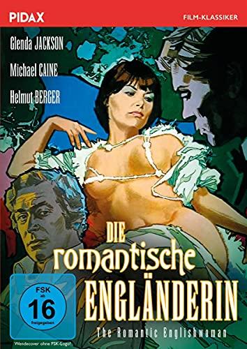 Die romantische Engländerin (The Romantic Englishwoman) / Erstklassige Romanverfilmung mit Starbesetzung (Pidax Film-Klassiker)